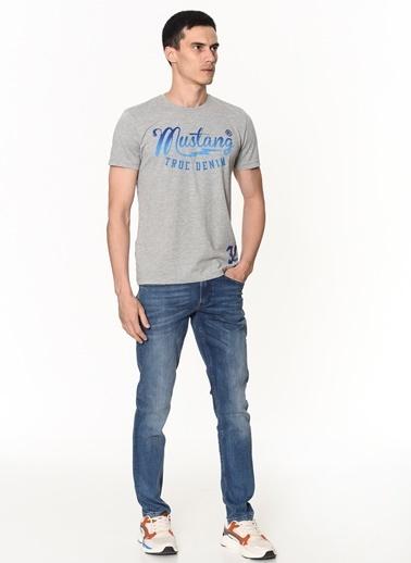 Mustang Jean Pantolon Lacivert